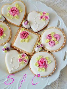 wedding cookies More
