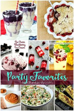 Delicious Dishes Recipe Party #25 - host favorites and most clicked recipes. Hundreds of delicious recipes that are perfect for the summer months!
