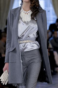 Alexis Mabille Fall 2011#Repin By:Pinterest++ for iPad#