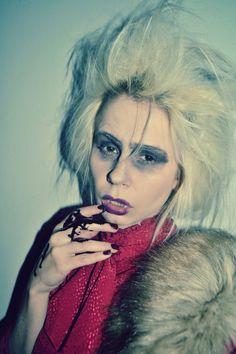 Lady vampire  Alanja.blogspot.com