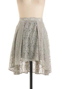 Mi-greytion Skirt