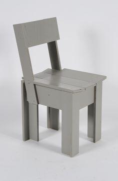 Crisis 2009 Chair / Año: 2009 / Vendidas: Docenas