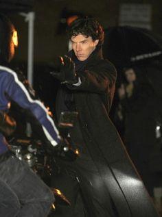 Okay, so there's Sherlock Holmes...