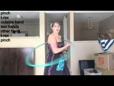 Variety of Breaks with Combos (hooping tutorial) - YouTube