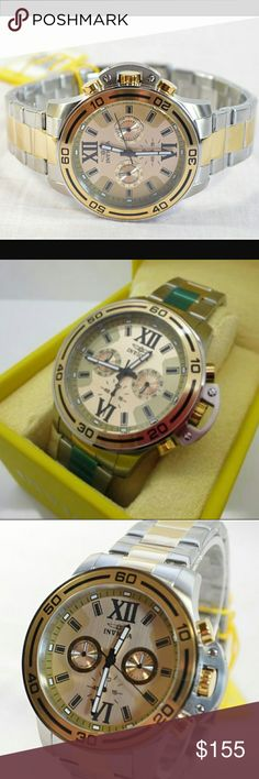 Big sale,$900 Invicta Special Roman numerals Brand New Invicta Specialty Men's Rose Gold Tone Roman Numeral Chronograph Watch  FIRM PRICE  199.00 . AUTHENTIC WATCH  . AUTHENTIC BOX  . AUTHENTIC WARRANTY CARD    SHIPPING  I WILL SHIPPED THE ITEM IN 2-3 BUSINESS DAYS. Invicta Accessories Watches