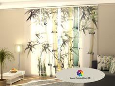 Fotogardinen Lily Schiebevorhang Schiebegardinen Vorhang Gardinen 3d Fotodruck To Invigorate Health Effectively Home & Garden