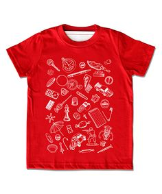 Red Small Things Tee - Infant & Toddler | Daily deals for moms, babies and kids