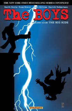 The Boys: The Big Ride #1 - Vol. 9 (Issue)
