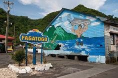 American Samoa Town