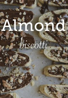 Make these delicious biscotti for friends or gift wrap them for the holidays. They're bound to be a welcome treat!