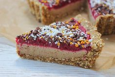 I create a new no bake tart or some sort of square pretty much every week without fail. An excuse to experiment, a dessert for a few nights running and one of the sweet treats I share with some wil…