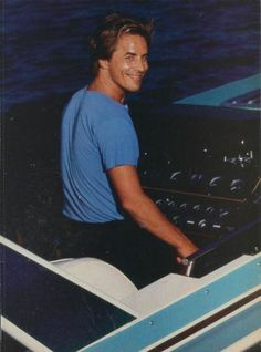 Don Johnson ~ Sonny Crockett in Miami Vice