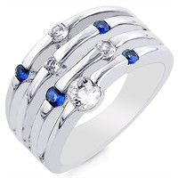 Check out this product http://wkup.co/cash_back/MTc5MDA4OTU3/MTIzNjU1NQ==Sterling Silver White & Blue Sapphire Ring $34.5