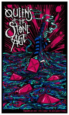Queens of the Stone Age - Brad Klausen - 2014 ---- #QOTSA