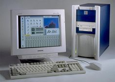 The legendary BeBox! Windows 95, Steve Wozniak, Apple Ii, Micro Computer, Gaming Computer, Retro Arcade Machine, Gaming Pc Build, 8 Bits, Computers