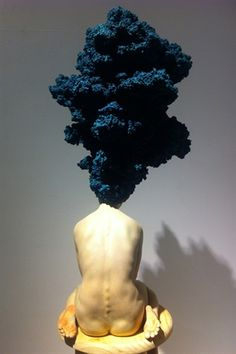 The Dreamer Blue by Choi Xoo Ang on artnet Auctions