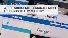 What platforms are you active on? Sure they're the right ones? http://arcreactions.com/which-social-media-management-acco?utm_content=buffer78f67&utm_medium=social&utm_source=pinterest.com&utm_campaign=buffer…/