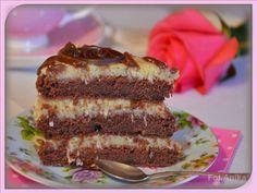 Domowa kuchnia Aniki: Tort czekoladowy