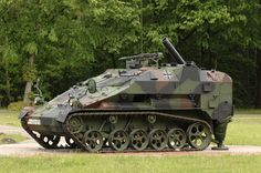 Wiesel 2 120 mm Self-Propelled Mortar system (Germany)