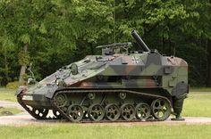 Wiesel 2 120 mm Self-Propelled Mortar system (Germany)