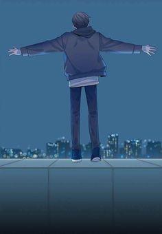 Ideas Bts Wallpaper Save Me Webtoon For 2019 Anime Triste, Dark Anime, Aesthetic Art, Aesthetic Anime, Bts Manga, Anime Negra, Dossier Photo, Dark Art Illustrations, Arte Obscura