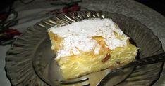 Este o specialitate din bucataria maghiara, mai precis o budinca dulce de taietei, cu branza de vaci si stafide. Delicioasa..., de va lin...