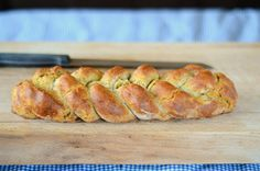Paleo Challah recipe made with cassava flour. Nut-free, dairy-free, coconut-free, and yeast-free.