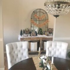 Your Home for Furniture, Mattresses & Decor Comfortable Chair, Decor, Table, Beautiful Dining Rooms, Furniture Inspiration, Home Decor, Dark Wood Dining Room Table, Dining, Dining Table
