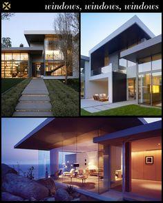 small shop: dream home exterior