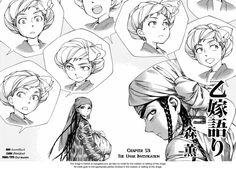 Otoyomegatari 53: The Umar Investigation at MangaFox.me