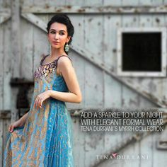 Wedding Dress Collection By Tena Durrani