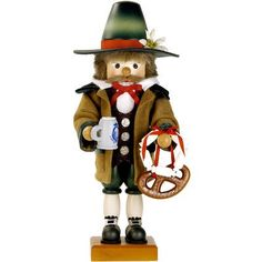 0451  Christian Ulbricht Nutcracker  Bavarian  Ltd Edition 1000 pcs  18H x 9W x 8D * You can get more details by clicking on the image.
