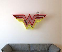 Garotas NerdsPrateleiras inspiradas em Super-Heróis - Garotas Nerds
