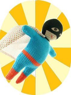 superhero doll