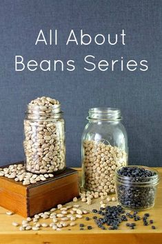 All About Beans -- Eating beans can save on your grocery budget. Find some delicious recipes here.