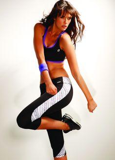 Fierce Fitness Workout Girl The Jungle Body Konga