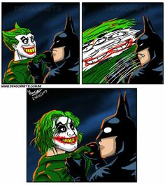 Joker updated
