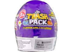 THE TRASH PACK 2-pakning serie 6