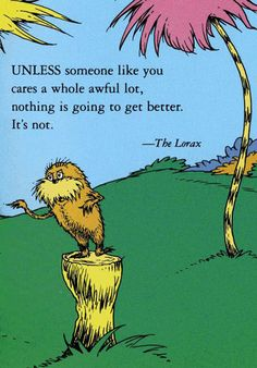 the lorax<3