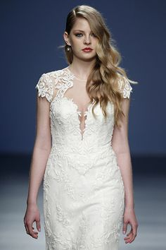 Justin Alexander Delights at Barcelona Bridal Week As we wrap up Barcelona Bridal Fashion Week we are excited to share an exclusive look into the Justin Alexander runway show. Style 8796