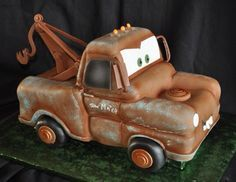 Tow Mater Cake-Tap The link Now For More Information on Unlimited Roadside Assistance for Less Than $1 Per Day! Get Over $150,000 in benefits!