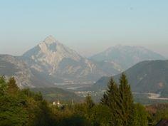 Panorama sulla Val Tagliamento