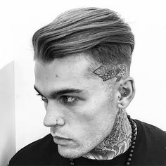 41 best slick hair images  slick hairstyles haircuts for