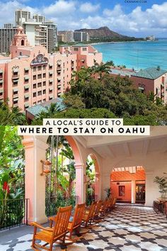 hotel tips A locals guide to where to stay on Oahu Hawaii! The best luxury and boutique hotels on Waikiki Beach, in Honolulu, on the North Shore, and in Ko Olina. Honolulu Hotels, Hawaii Hotels, Beach Hotels, Hotels And Resorts, Best Beaches In Honolulu, Hawaii Honeymoon, Hawaii Vacation, Hawaii Travel, Mexico Travel