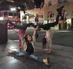 Hanging in HollyWood