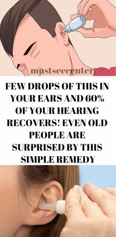 Numerous people are suffering from auditory issues, and they dramatically impede regular activities and reduce the quality of life. However, people usually treat auditory problems with commercial drops and medicines. Yet, we will reveal the recipe of an i Holistic Remedies, Natural Health Remedies, Natural Cures, Natural Foods, Natural Oil, Natural Healing, Herbal Remedies, Health Advice, Health And Wellness
