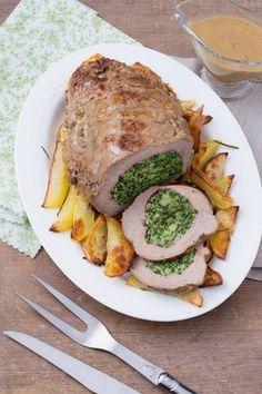 TASCA DI VITELLO RIPIENA Un succulento secondo piatto di carne ripieno, perfetto per le occasioni speciali!