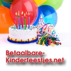 Een andersom-kinderfeestje thuis is altijd een succes en zal zowel bij de kinderen als bij de volwassenen op de lachspieren werken.