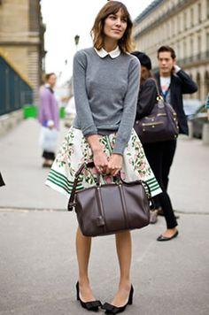 セレブカジュアルドットコム アレクサ・チャン(Alexa Chung )・Alexa Chung for Madewell (アレクサ・チャン・フォー・メイドウェル)は大人気!ルイ・ヴィトン(Louis Vuitton) の可愛いリボンヒールにLouis Vuitton for ...