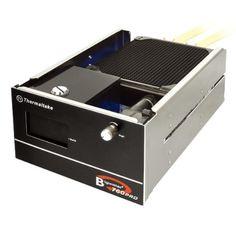 Thermaltake Big Water 760 Pro 2U Bay Drive Computer Liquid Cooling System CLW0220 Thermaltake